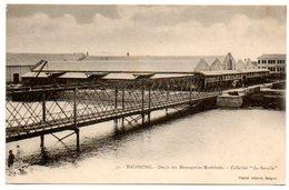 """Viêt-Nam - TONKIN / HAIPHONG -- Docks Des Messageries Maritimes. - Collection """"La Sarcelle"""". (Planté N° 51). - Vietnam"""