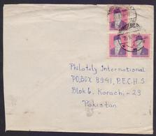 INDONESIA Postal History Cover, Used 25,8,1983 - Indonesië