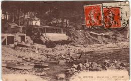 41lm 547 CPA - TOULON -  - BORD DE MER - PORT MEJEAN - Toulon