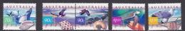 Australia ASC 1753-1757 1999 Nature Of Australia Coastal, Mint Never Hinged - Neufs