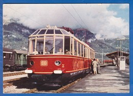 Lokomotive; Gläserne Zug; München - Schienenverkehr