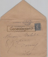 47 483 VILLENEUVE SUR LOT GARONNE 1917 Bouchons G. DUBEDAT Succ G. BAUTIAN Gazeuse A Biere Usine A TONNEINS - 1877-1920: Semi Modern Period