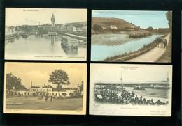 Beau Lot De 20 Cartes Postales De France  Marne        Mooi Lot Van 20 Postkaarten Van Frankrijk ( 51 ) - 20 Scans - Cartes Postales