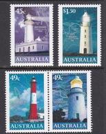 Australia ASC 1969-1972 2002 Lighthouses, Mint Never Hinged - 2000-09 Elizabeth II