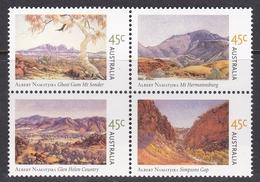 Australia ASC 1982-1985 2002 Birth Centenary Of Albert Namatjira, Mint Never Hinged - 2000-09 Elizabeth II