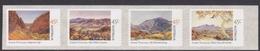 Australia ASC 1982a-1985a 2002 Birth Centenary Of Albert Namatjira, Peel And Stick, Mint Never Hinged - 2000-09 Elizabeth II