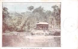 Amerique . N° 49678 . Amerique Du Sud . Guyana . British Guiana.camp On The Konawaruk River - Cartes Postales