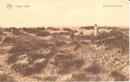 Heist - CPA - Heyst - Dans Les Dunes - Knokke