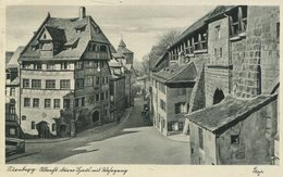 004738  Nürnberg - Albrecht Dürer-Haus Mit Wehrgang - Nuernberg