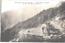 FR66 LE CANIGOU - Mtil 119 - Le Bois Noir Au Pied Du Pas De L'ours 1360 M - Voiture - Animée - Belle - Autres Communes