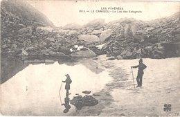 FR66 LE CANIGOU - Mtil 303 - Le Lac Des Estagnols - Animée - Other Municipalities