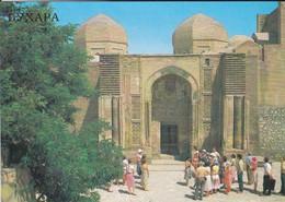 OUZBEKISTAN---BUKHARA--magoki-attari Mosqué Of The 12th Century: Reconstructed In The 16th Century--voir  2 Scans - Uzbekistan