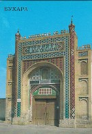 OUZBEKISTAN---BUKHARA--gate Of Sitorai-mohi-hossa Palace--voir  2 Scans - Uzbekistan