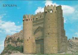 OUZBEKISTAN---BUKHARA--samarkand City Gate--voir  2 Scans - Uzbekistan