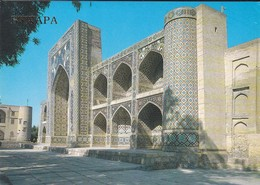 OUZBEKISTAN---BUKHARA---nadir-divan-bighi Madrasa 1622--voir  2 Scans - Ouzbékistan