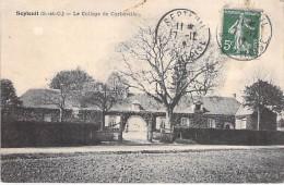 78 - SEPTEUIL : Le Collège De CORBEVILLE - CPA Village ( 2.400 Habitants ) - Yvelines ( Ecole ) - Septeuil