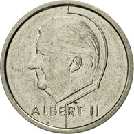 Monnaie, Belgique, Albert II, Franc, 1996, Bruxelles, TTB, Nickel Plated Iron - 02. 1 Franc