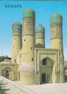 OUZBEKISTAN---BUKHARA---char-minar  1807--voir  2 Scans - Ouzbékistan