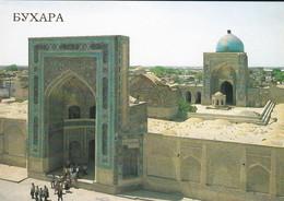 OUZBEKISTAN---BUKHARA--in The Old Part Of The City--voir  2 Scans - Uzbekistan