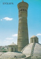 OUZBEKISTAN---BUKHARA--kalyan Minaret 1127--voir  2 Scans - Uzbekistan