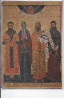 PAINTER Monastery Of  Moraca - Yugoslavia