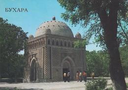 OUZBEKISTAN---BUKHARA--samanides Mausoleum Built At The Turn Of The 10th Century--voir  2 Scans - Ouzbékistan