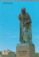 OUZBEKISTAN---BUKHARA--monument Of Abu Ali Ibn Sinnah--voir  2 Scans - Ouzbékistan