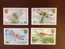 Tuvalu 1983 Dragonflies MNH - Zonder Classificatie