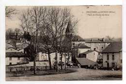 - CPA FERRIERES-SUR-SICHON (03) - Place Du Champ-de-Foire - Edition Riboulet N° 3 - - France