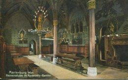 004761  Marienburg - Herrenstube Im Konvents-Remter  1917 - Westpreussen