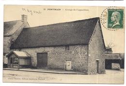 Pontmain ,grange De L'apparition - Pontmain