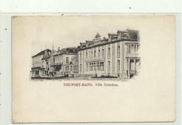 Nieuport-bains - Villa Crombez - Nieuwpoort