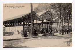 - CPA GANNAT (03) - Le Marché Couvert 1918 - Edition B. L. 361 - - France