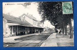 Montchanin / Intérieur De La Gare - Francia