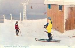 D1347 Top Station Chair Lift Cairngorm Mountains Scotland Ski - Non Classés