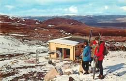 D1347 Top Station Chair Lift Station Cairngorm Mountains Scotland Ski - Non Classés