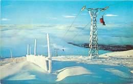 D1347 Top Station Chairlift Station Cairngorm Mountains Scotland Ski - Non Classés