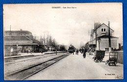 Chagny / Les 2  Gares - Chagny
