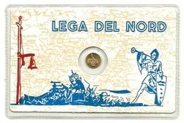 Italia - Medaglietta Lega Lombarda - Italy