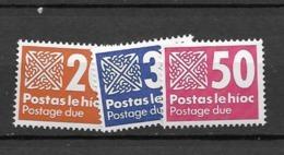 1985 MNH Ireland, Eire, Irland, Ierland, Porto - Portomarken