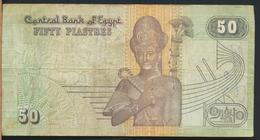 °°° EGYPT EGITTO 50 PIASTRES °°° - Egitto