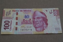 BILLETE DE MEXICO DE 100 PESOS DEL AÑO 2009 (BANKNOTE) - México