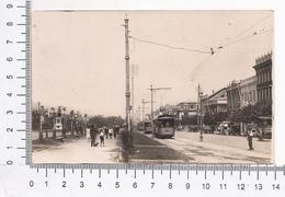 Da Identificare ~ Tramway ~ Tram ~ Animata ~ Circa 1910 ~ Kalba ~ To Be Identified ~ Être Identifié ~ Um Identifiziert - Cartoline
