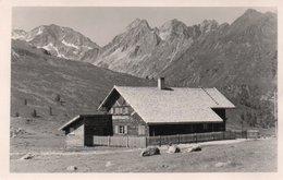 PENSION MOOSHAUSL- VIAGGIATA-1955-REAL PHOTO - Bischofswiesen