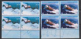 Argentina 1996 Antarctica 2v Bl Of 4  ** Mnh (39704B) - Postzegels