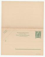 Austria - Polish Postal Stationery Postal Card With Reply Unused B180725 - Interi Postali