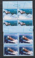Argentina 1996 Antarctica 2v Bl Of 4  ** Mnh (39704C) - Zonder Classificatie