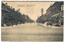 Bourg-Léopold - Statiestraat 1933 (2 Scan's) - Leopoldsburg