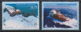 Argentina 1996 Antarctica 2v  ** Mnh (39704D) - Zonder Classificatie