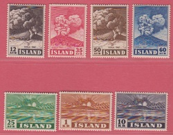 1948 ** (sans Charn., MNH, Postfrish)  Yv. 208/4  Mi. 247/3   Fa  281/7 - 1944-... Republique